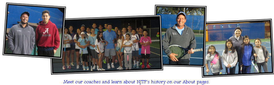 Meet our coaches and learn about NJTP's history on our About pages.